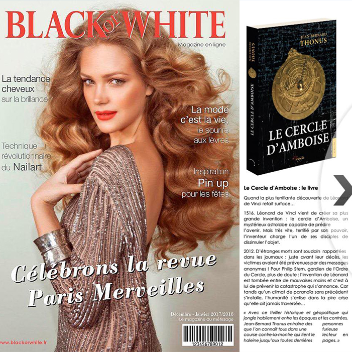 Le Cercle d'Amboise : Le livre